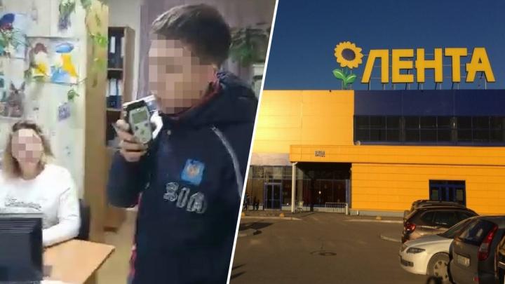 Поймали двух подростков: ГИБДД устроила облаву из-за массовых автогонок на ВАЗах у «Ленты»