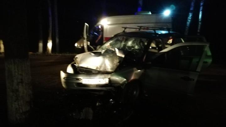 Мгновенная смерть: в Ярославле в ДТП погиб человек