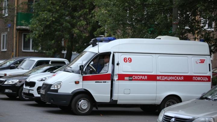 В Башкирии пациентка избила фельдшера скорой помощи