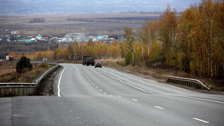 В Башкирии дорожников заставили отремонтировать 60 километров разбитых трасс