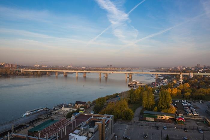 Теперь в 2ГИС есть в том числе и путеводитель по Новосибирску
