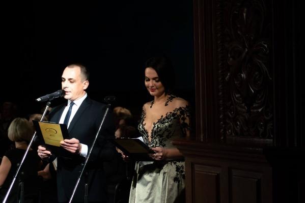 Первый ярославский губернатор Анатолий Лисицын вручил премии от собственного фонда