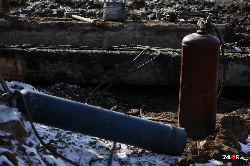 По предварительным данным, пожар спровоцировало нарушение использования оборудования в гараже