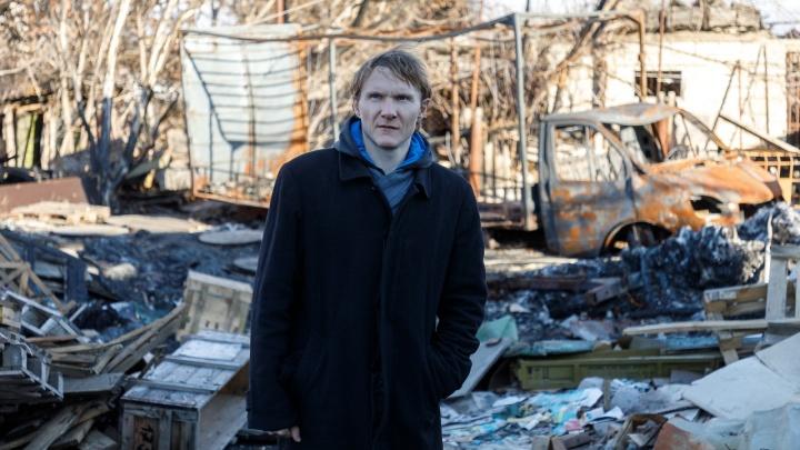 «Я не знаю, куда уже деваться»: чиновники Волгограда требуют снести дом и цех пропагандиста переработки пластика