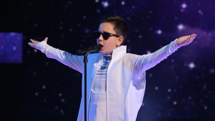 Незрячий певец из Самары попал в список претендентов на участие в «Евровидении»