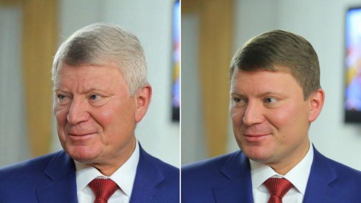 Еще 20 лет во власти: как красноярские чиновники и депутаты будут выглядеть в старости