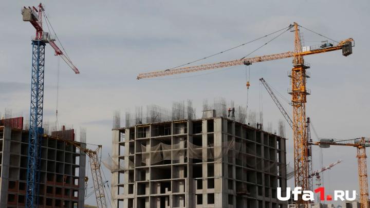 50 суток за нарушения: в Уфе запретили работать опасному башенному крану