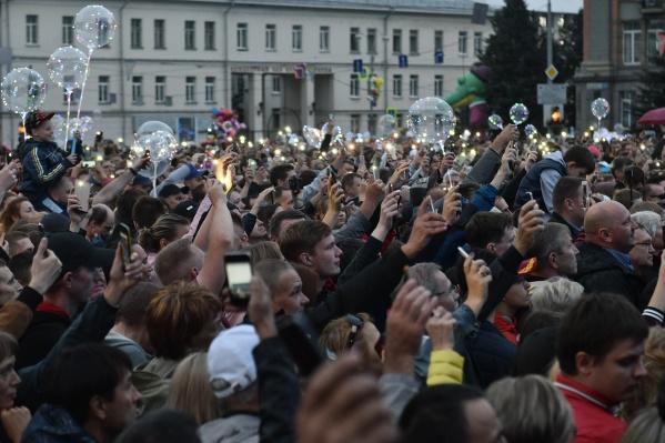 В День города для екатеринбуржцев выступит группа «Чайф»