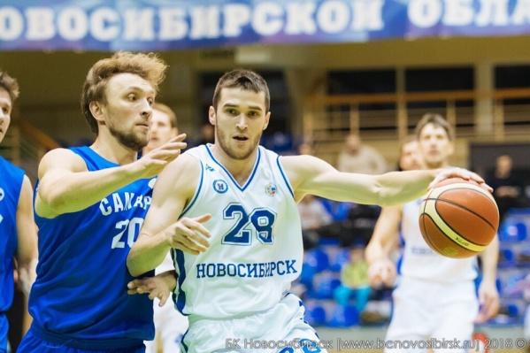 Новосибирские баскетболисты сражались до конца