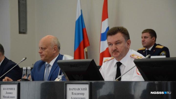 Смена караула: что изменилось в омской полиции при Леониде Коломийце