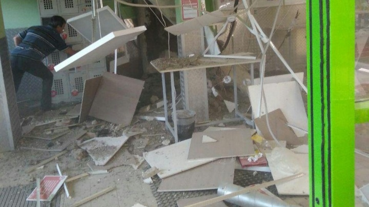 Прокуратура начала проверку после обрушения перекрытий в «Пятёрочке» на Северо-Западе Челябинска