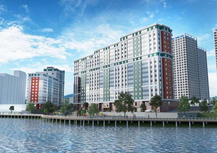 На Щербакова появится протяжённый жилой квартал с набережной, «встроенной» инфраструктурой и новыми проездами
