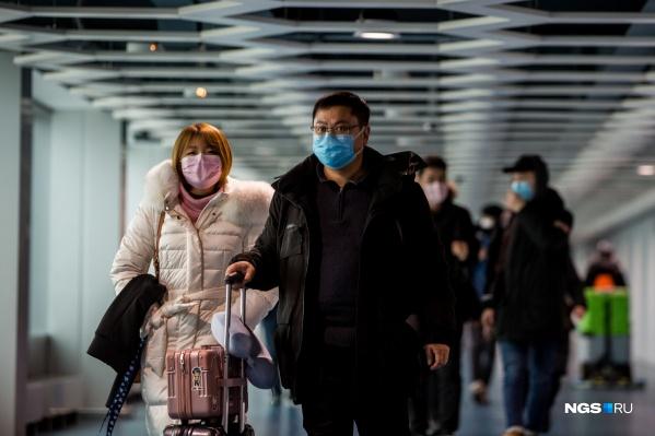 Впервые в этом сезоне ажиотаж на маски появился после сообщений о коронавирусе