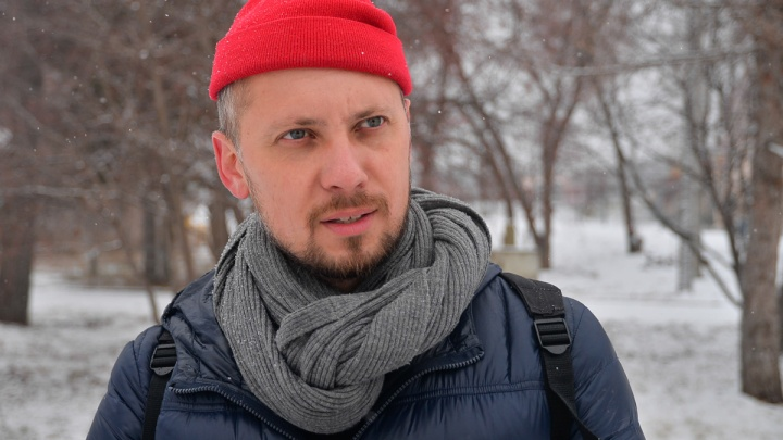 Екатеринбургский шоумен Александр Цариков провалил тест на должность директора Шарташского лесопарка