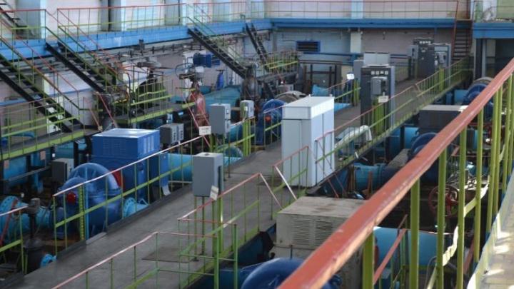 В Кургане водоснабжение возобновили и опять отключили