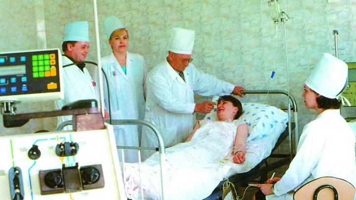 Владимир Середавин: о враче, сердце которого болело за всех