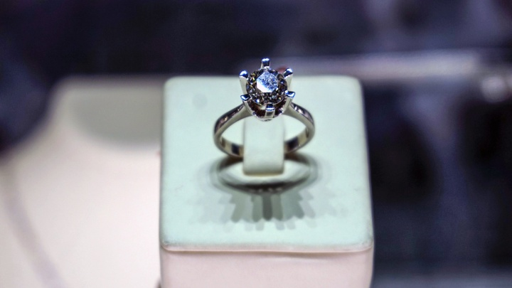 Красноярские ученые исследовали сверхпрочные алмазы космического происхождения и нашли им применение