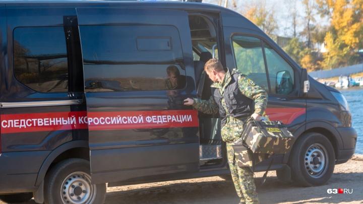 В Самарской области установка по ремонту скважин упала на двух рабочих
