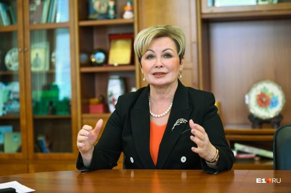 До того как возглавить вуз, Ольга Ковтун работала врачом-педиатром