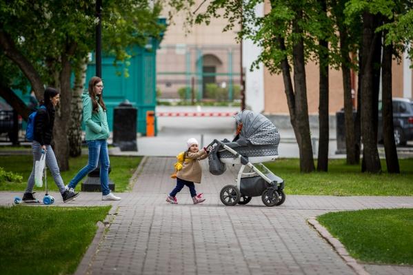 Семьи с детьми реже решаются на ипотечный кредит