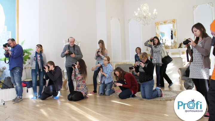 В одной из крупнейших фотошкол Новосибирска 4 июля пройдёт день открытых дверей