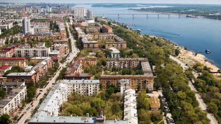 Солнечную погоду в Волгограде снова сменят дожди и грозы