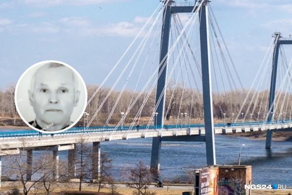 Николая Филипповича нашли на пятые сутки после пропажи