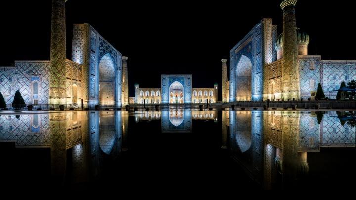 «Мекка для инстаграмов»: Слава Степанов съездил в самый древний город Узбекистана