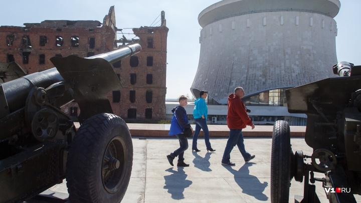 Волгоградский музей-панораму признали лучшей работой советских архитекторов