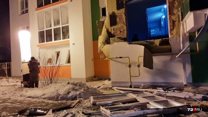 Вечером в Тюмени взорвался газ. Что известно о трагедии в жилом доме