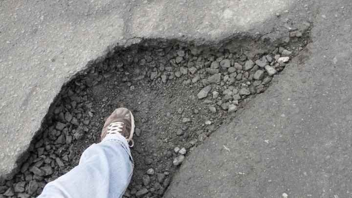 Прокуратура потребовала ремонта улицы Кирова в Кургане