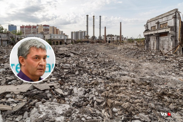 Вячеслав Черепахин нашел семь бед волгоградского бизнеса