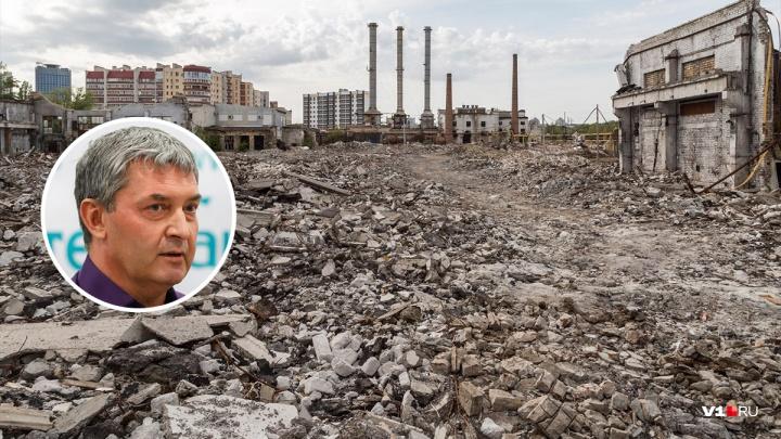 Вячеслав Черепахин — об отставшем в развитии Волгограде: почему бизнесу плохо?