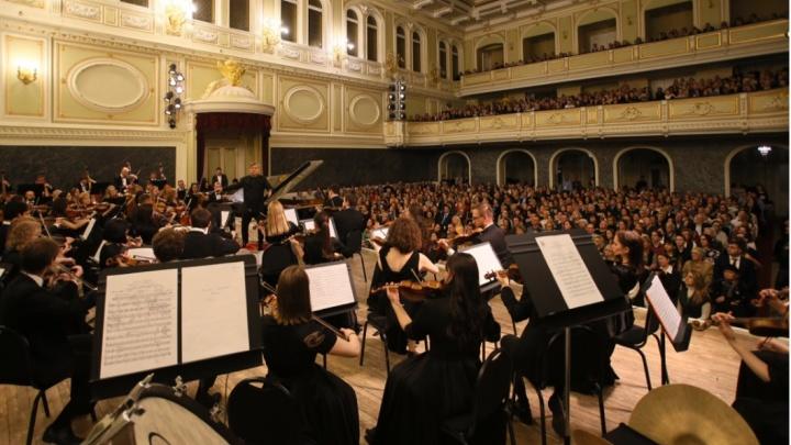 Новый симфонический оркестр Челябинска дебютировал в Санкт-Петербурге