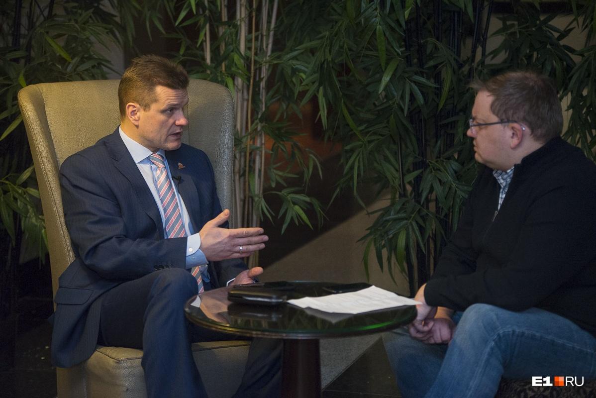 """Директор """"Делимобиля"""" считает, что Екатеринбургу надо 1000 каршеринговых авто"""