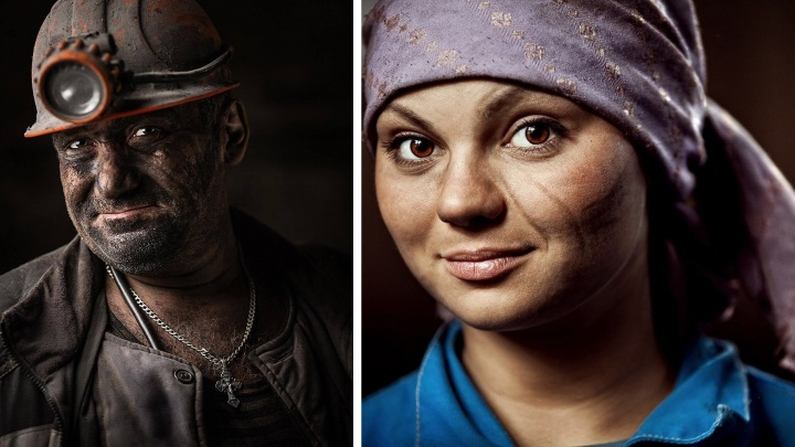 «Умею показать эффектно»: новосибирец снимает крутые портреты рабочих(звездам Instagram на зависть)