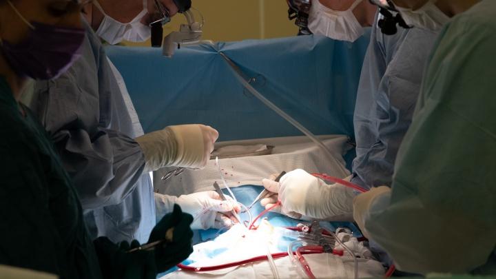 В кардиоцентре хирурги впервые прооперировали детей «взрослым» способом