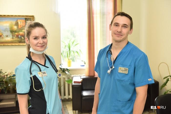 Надежда и Андрей после университета пришли работать в паллиативное отделение