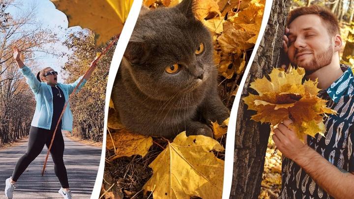 Ну, давай у листьев спросим: 15 веских причин, почему мы любим уфимскую осень