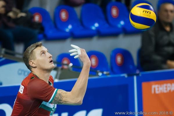 Матч чемпионата России проходил в Новосибирске