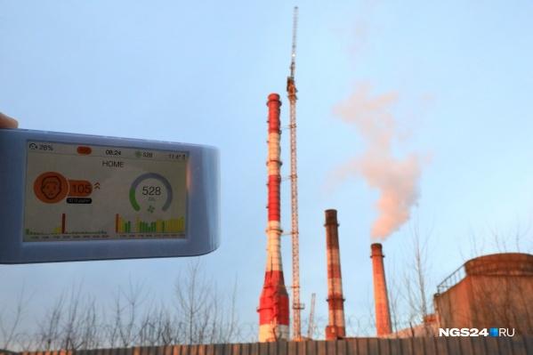 Датчики волонтеров в режиме онлайн собирают информацию о загрязнении воздуха