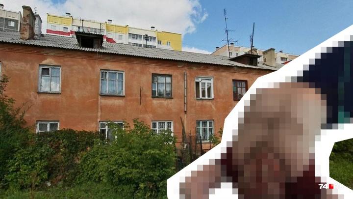 В подъезде дома в Челябинске мужчина покончил с собой
