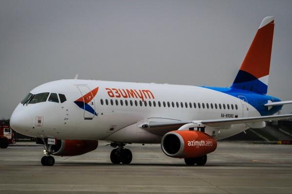 Пассажиры «Сухого» уже сутки не могут вылететь в Ростов