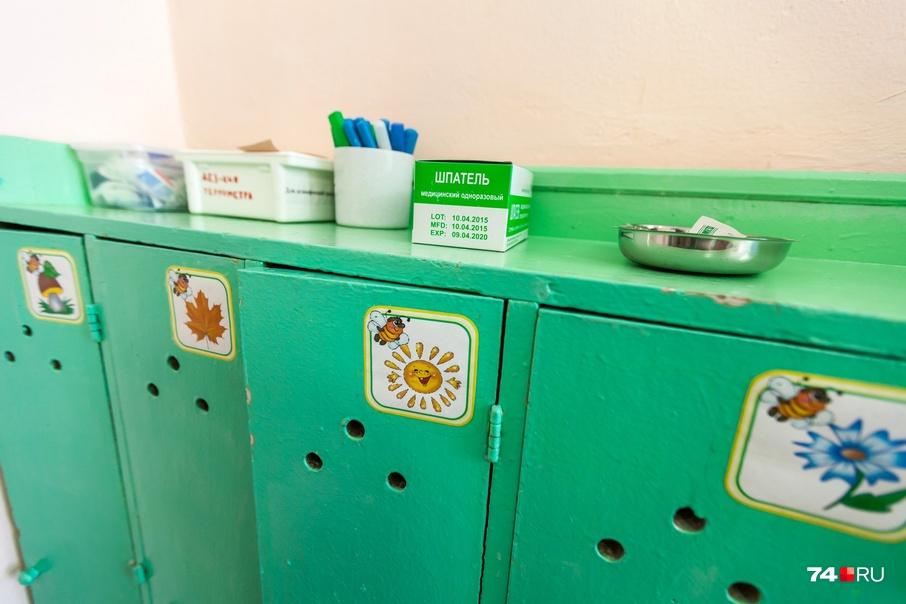 Для спасения глаза четырёхлетнего малыша срочно доставили в Челябинск