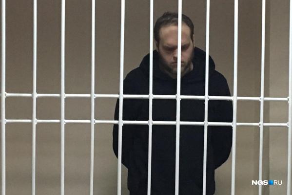 Антон Шматов признался на суде, что сильно раскаивается в произошедшем