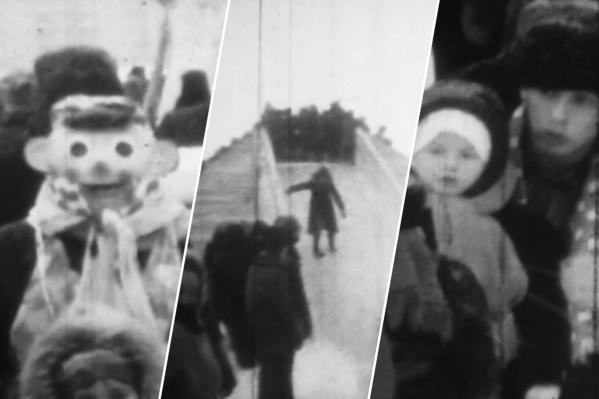 Ориентировочно видеозапись была сделана в 1976 году