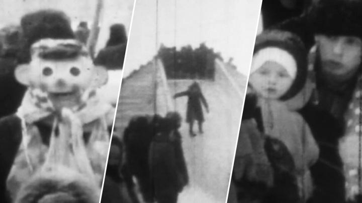 Принёс плёнку на оцифровку и исчез: в Новосибирске ищут владельца редкого новогоднего видео 1976 года