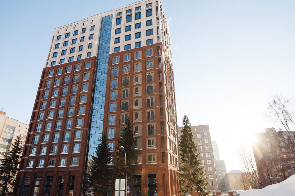 Ядринцевский квартал группы компаний Владислава Крючкова