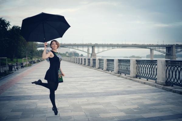 Мария Швецова занимается танцами с 2008 года и регулярно участвует в соревнованиях