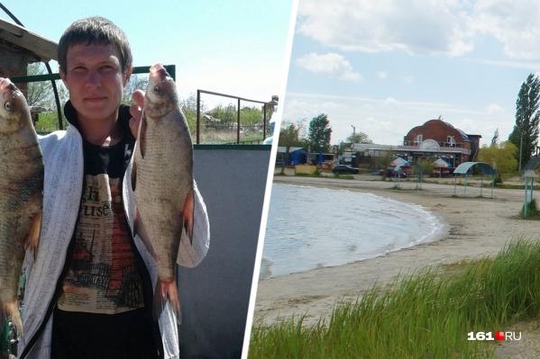 По словам отца, Юрий любил рыбалку